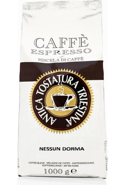 Antica Tostatura Triestina Nessun Dorma 1 kg Çekirdek Kahve