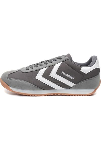Hummel Hm207903-2327 Hmlstadion iii Lifestyle Shoes Erkek Spor Ayakkabı Gri