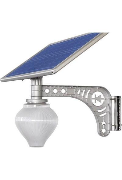 İsos Güneş Enerjili LED Sokak ve Bahçe Aydınlatması 15 W