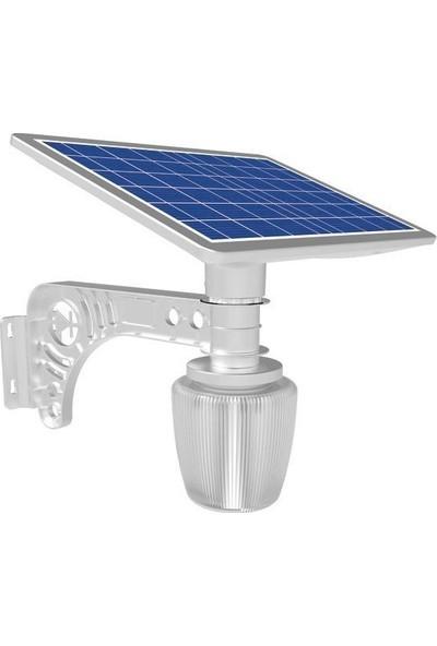 İsos Güneş Enerjili LED Sokak ve Bahçe Aydınlatması 6 W