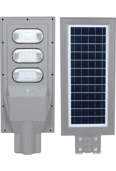 İsos Güneş Enerjili Sokak Lambası 90 W