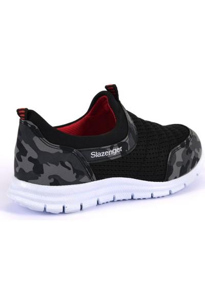 Slazenger EVA Spor Çocuk Ayakkabı Siyah Kamuflaj