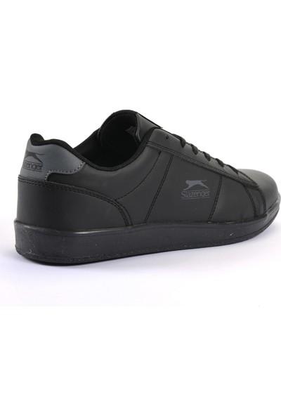 Slazenger MALCOM Günlük Erkek Ayakkabı Siyah Siyah