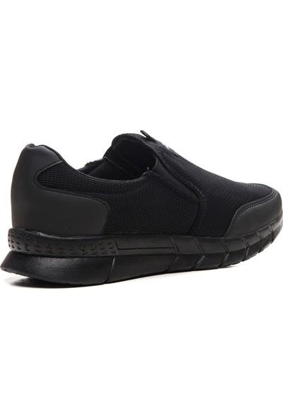 Slazenger AFFORD Aqua Erkek Ayakkabı Siyah