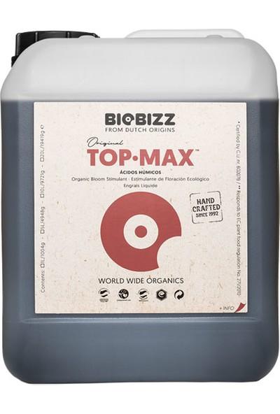 Biobizz Top-Max Bitki Enerji Arttırıcı 5 lt