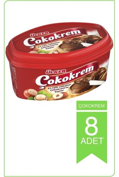 Ülker Çokokrem Kase 400 gr x 8 Adet