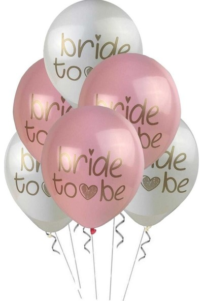 Beysüs Bride To Be Pastel Balon 10 Lu