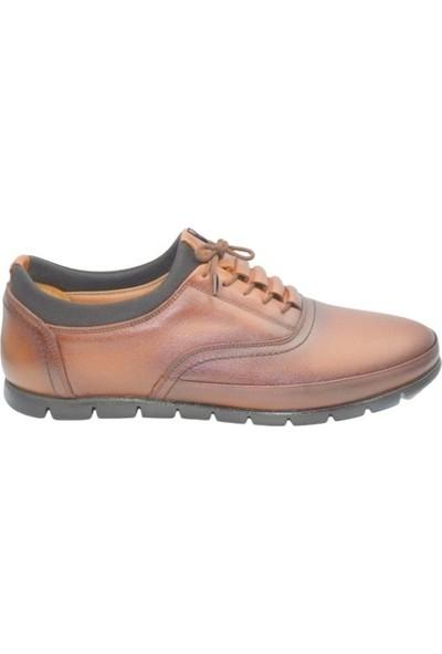 Biolife 0301 Erkek Kahve Günlük Deri Ayakkabı 41