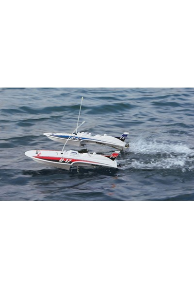 Aquacraft Mini Thunder Round Nose Mavi Rtr