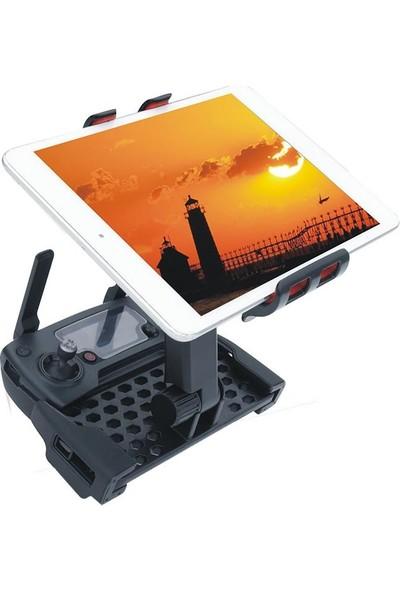 Sunnylife Dji Spark & Mavic Pro Kumanda İçin 360 Dönebilen Büyüyebilen Tablet Tutucu