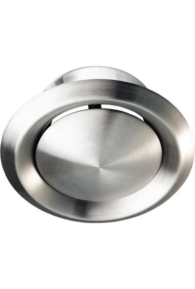 Blauberg VSR100 Paslanmaz Çelik Gemici Anemostat 100 mm