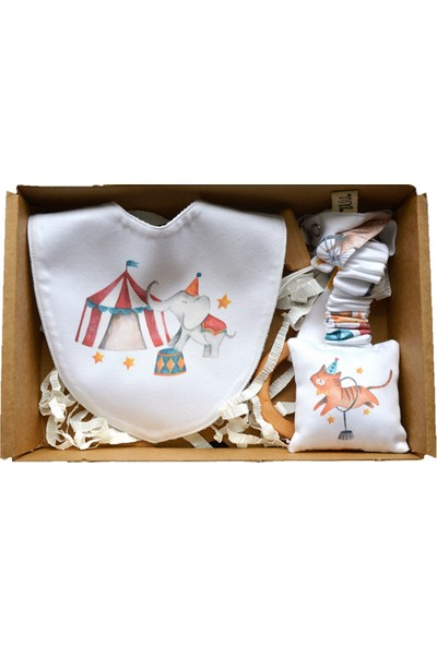 Asu Baby&Kids Circus 3'lü Bebek Kiti