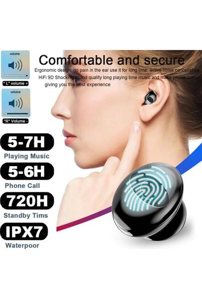 Qcr Q1 Kablosuz Bluetooth Kulaklık 3500 Mah