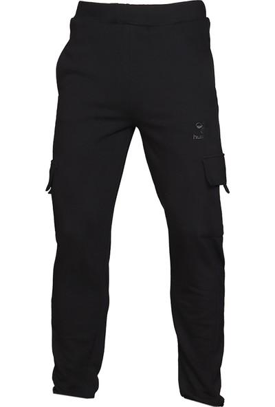Hummel Fenton Erkek Siyah Pantolon (930883-2001)