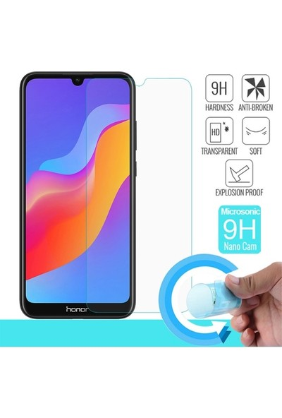 Tekno Grup Huawei Y7 2018 Nano Glass Ekran Koruyucu