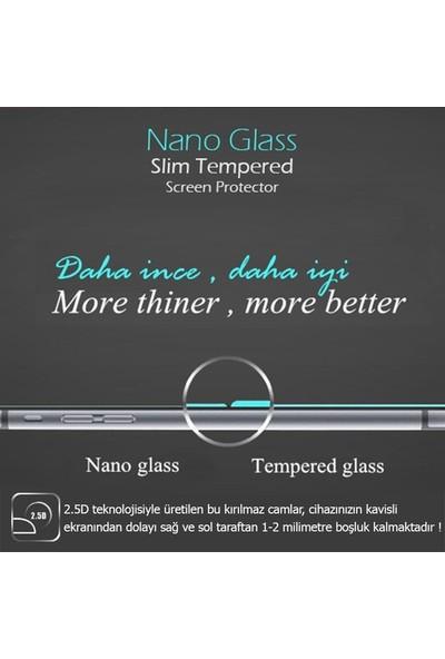 Tekno Grup Sony Xperia XZ1 Nano Glass Ekran Koruyucu