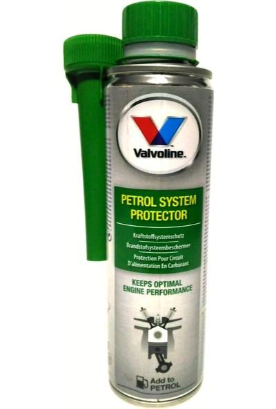 Valvoline Benzinli Enjektör ve Yakıt Sistemi Temizleyici ve Koruyucu Katkı 300 ml