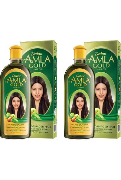 Dabur Amla Gold Saç Bakım Yağı 200 ml 2 Adet