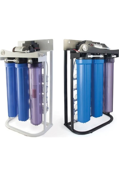 Aquaturk 200GPD Direkt Akışlı Su Artıma Cihazı