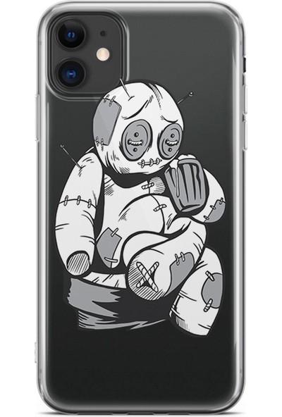 Kılıfland Apple iPhone 11 Kılıf Silikon Resimli Kapak Muppet - 1210