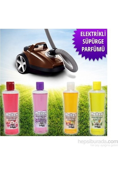 Hepsi Dahice Elektrikli Süpürge Parfümü
