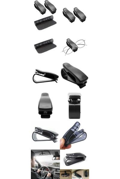 Modacar 2 Adet Araç Gözlük Tutucu Kaydırmaz Ped 428386