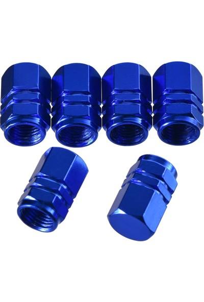 Transformacion 2 Yedekli Mavi Sibop Kapağı Seti 428157