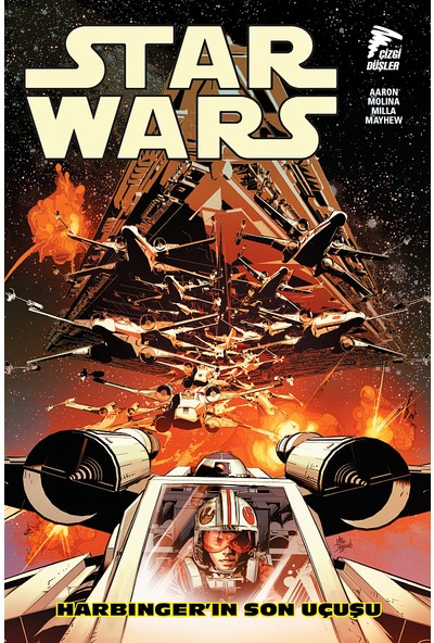 Star Wars Cilt 4 Harbinger'in Son Uçuşu - Jason Aaron
