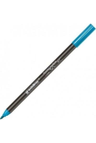 Edding E-4200 Porselen Kalemi Açık Mavi