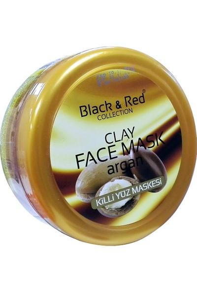 Black Red Argan Yağlı Kil Maskesi - 400 ml
