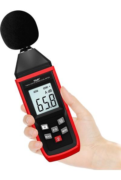 Tasi TA8151 Ses Seviyesi Ölçer Desibelmetre Ta 8151 TA-8151