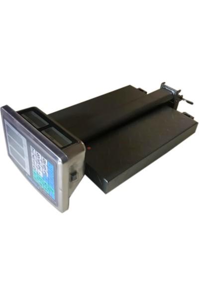 Teknika Elektronik Dijital Kantar Terazi 300 kg Mavi