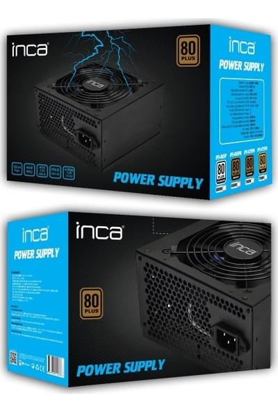 Inca 650W IPS-065P 12cm Fan Aktif PFC 80+ Power Supply