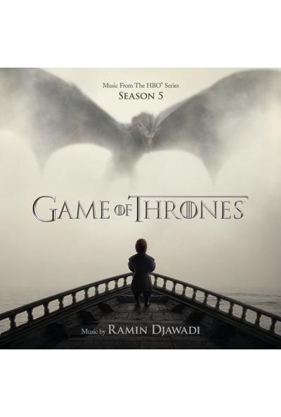 Game of Thrones - Season 5 Soundtrack ( CD )
