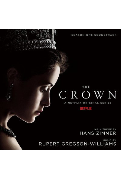 The Crown Season One ( Soundtrack from the Netflix Original Series ) ( CD )