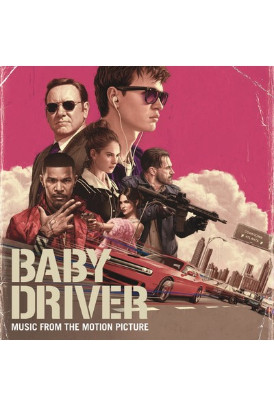 Baby Driver - Music from the Motion Picture ( 2 CD )