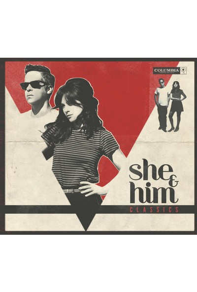 She and Him - Classic ( CD )