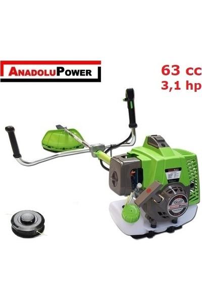 Anadolu Power Cy 830 Motorlu Tırpan 3,1 Hp