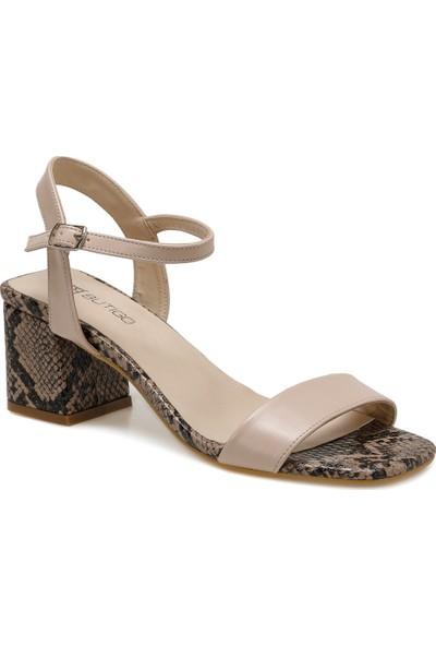 Butigo 20S-552Yg Bej Kadın Sandalet
