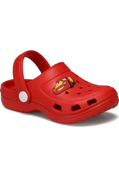 Disney Cars Eldon.P Kırmızı Erkek Çocuk Deniz Ayakkabısı