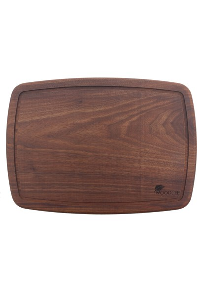 Woodlife Iroko Et Sunum Tahtası