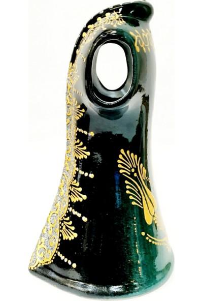 Otogar Çini Osmanlı Kaftan Biblo 27 cm