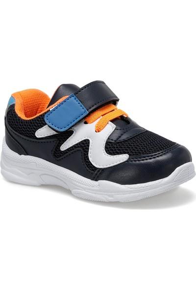 I Cool Cute Lacivert Erkek Çocuk Yürüyüş Ayakkabısı