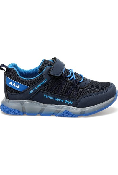 I Cool Kite Lacivert Erkek Çocuk Yürüyüş Ayakkabısı