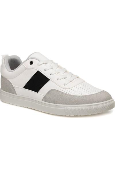 Torex Forte Beyaz Erkek Sneaker Ayakkabı