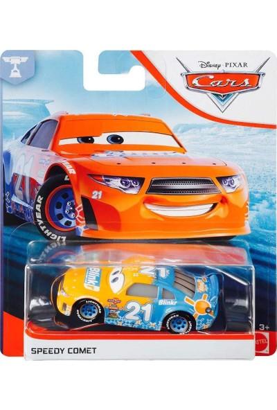 Disney Pixar Cars 3 Tekli Karakter Araçlar Speedy Comet GBY22