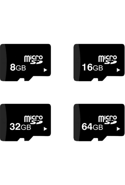 Rosstech Micro Sd 16GB Hafıza Kartı + Kart Adaptörü