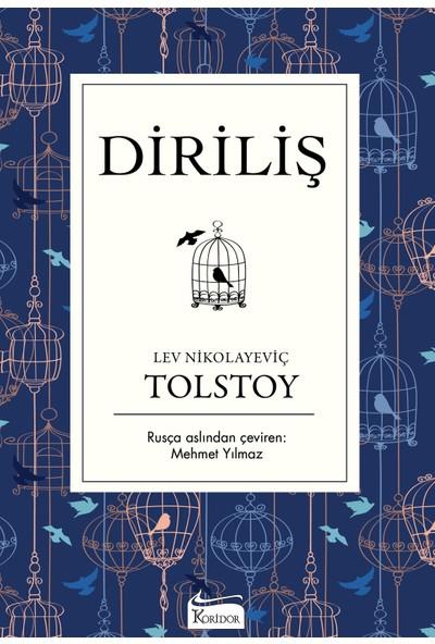 Diriliş (Bez Ciltli) - Lev Nikolayeviç Tolstoy