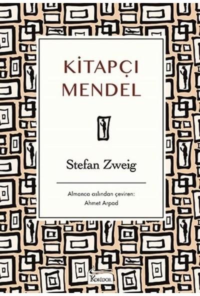 Kitapçı Mendel (Bez Ciltli) - Stefan Zweig