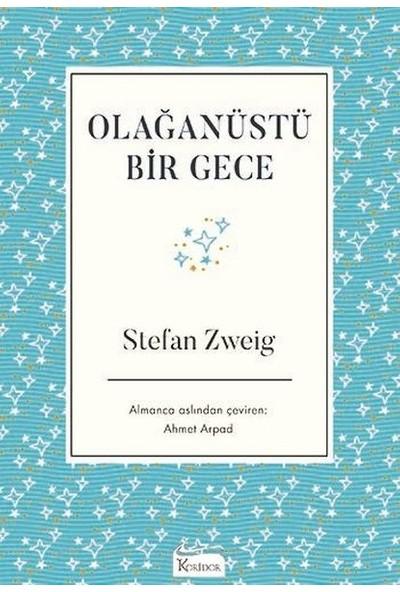 Olağanüstü Bir Gece (Bez Ciltli) - Stefan Zweig